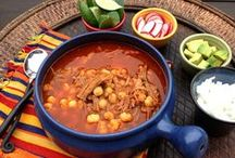 Mexican Foods / by SALT & PEPPER FUSION #