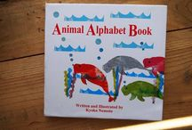 Animals Alphabet / for book and poster