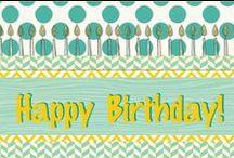 Birthday Cards / Birthday Cards