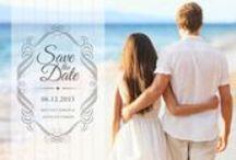 Wedding Cards / Wedding announcements, invites. WEDDING.