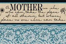 Mother's Day Cards / All about Mom