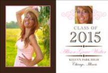 Graduation Cards / Announcements, invites. Graduation