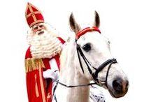 Sinterklaas, Sint Nicolaas, St. Nicholas / Sinterklaas, Sint Nicolaas, St. Nicholas