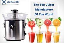 Juicer Extractor / Commercial Juicer for apple,pear,fruit ,vegetable.