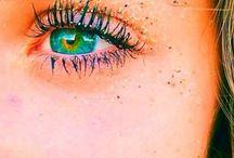 E y e  of  t h e  t i g e r / Crystal clear eyes