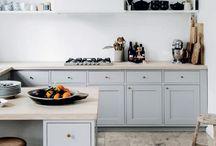 interiors   kitchen