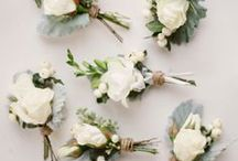 Wedding | Boutonnieres