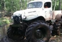 fun trucks / by karl green