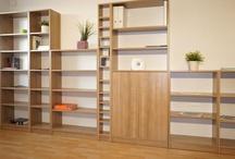 Etajere / Etajere pentru birou, etajere living, etajere hol www.kalitheadesign.ro