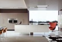 Arrital Kitchens / Clean lines in European Cabinetry