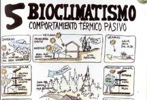 bioclimatismo / Imágenes de arquitectura bioclimática.
