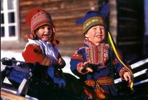 Sámi Heritage / The Sámi are the only indigenous people of Scandinavia recognized and protected under the international conventions of indigenous peoples, and hence the northernmost indigenous people of Europe. Enjoy these beautiful pics from Sámi culture and people.