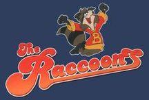 LOVE RACCOONS
