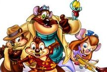 JUST CHIP 'N' DALE RESCUE RANGERS