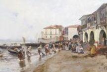 Galicia en la pintura