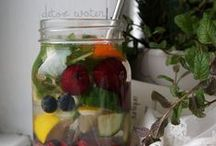 Healthy Happy Hour / It's Happy Hour every hour with these delicious and healthy hydration treats!