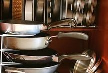 Organising - Kitchen / Organisation tips for the kitchen