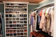 Organising - Bedroom / Tips for organising things in your bedroom