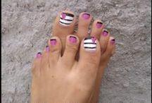 Nail Art - Toes