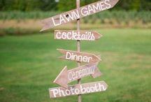 Wedding ideas / Gifts
