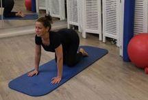 Gym-Yoga_les 20 postures/mouvements