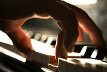 Learning to Play the Piano / Piano Tips / by Diana Mohrsen