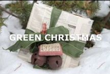 Green Christmas / Minimize your footprint and maximize your holiday eco-spirit!