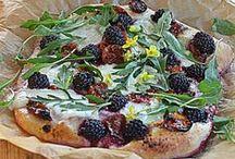 Pizza / Przepisy z blogów Redaktorów Magazynu kulinarnego GRYZ