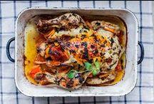 Kurczak / Przepisy z blogów Redaktorów Magazynu kulinarnego GRYZ