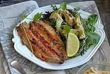 Ryby i owoce morza / Przepisy z blogów Redaktorów Magazynu kulinarnego GRYZ