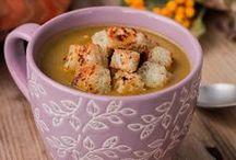 Zupy / Przepisy z blogów Redaktorów Magazynu kulinarnego GRYZ