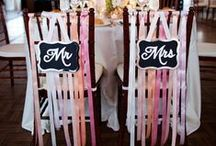 Wedding Chair and Table Decor