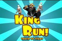 King Run / Artwork peek