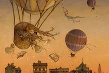 Illustrations / by Geoffrey Walters