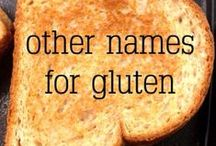 Bread & Pasta Alternatives / Recipes and articles about alternatives to eating wheat,gluten, grains