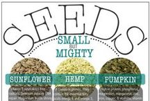 Nuts & Seeds / Recipes, Info, Articles about nuts or seeds