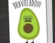 Avocado / Everything  Avocado