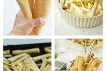 Turnips, Rutabagas & Root Veggies