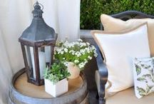 The Perfect Patio / Follow this board for all of your patio needs!