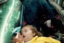Harry potter / Harry Potter blows my mind