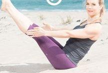 Pilates, Magic Circle, Resistance Bands / workouts in the pilates stlye, pilates magic circle, or resistance bands
