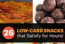 Snacks and Brown-Bagging It / Ideas related to snacking or packable lunch.