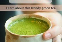 Matcha / Matcha green tea recipes, information, etc.