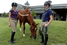 Horse Riding at Providence Hill Farm / by Providence Hill Farm
