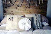 Guest Bedroom / Guest bedroom design / by Tina Porter