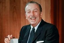 Walt Disney - The Man Who Made My Dreams Come True / by Lynn Curry