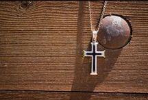 Crosses / Some crosses from christenings...