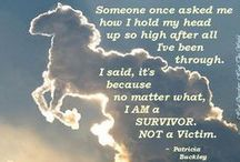 Survivors are strong!
