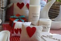 Valentine's Day Inspiration / Spoil the loved one in your life with a gift from Beach House Interiors & Homeware.