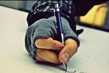 Writing <3 / by amanda niebauer